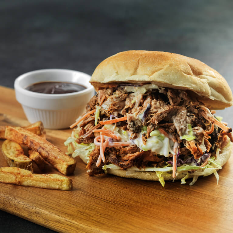 Pulled and Pork
